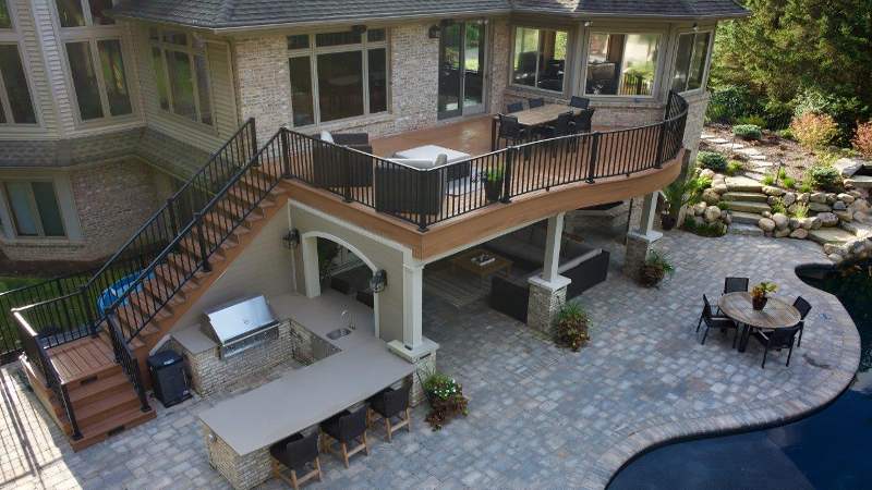 Custom Deck Builder KGT Home Solutions
