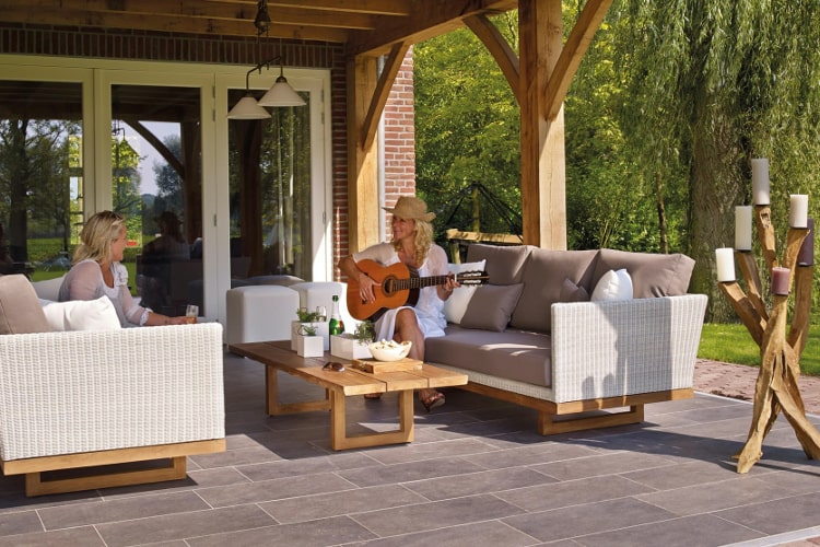 Outdoor Living Space can Add Value to Your Michigan Home